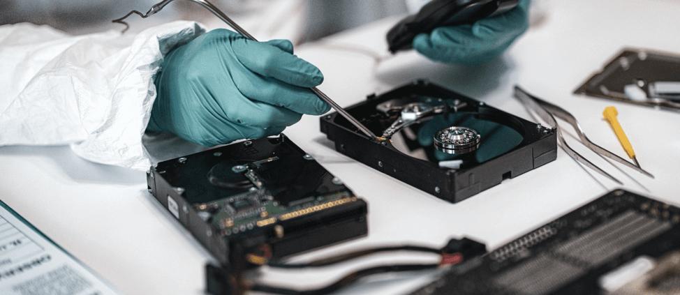 Digital Forensics AR Intell
