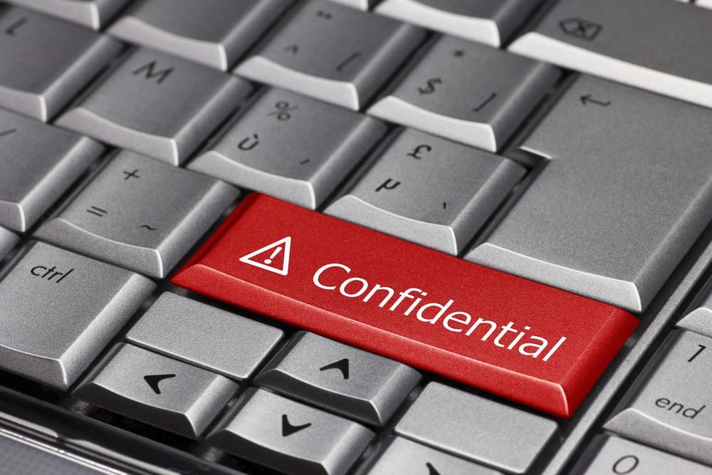 AR Intell Confidentiality