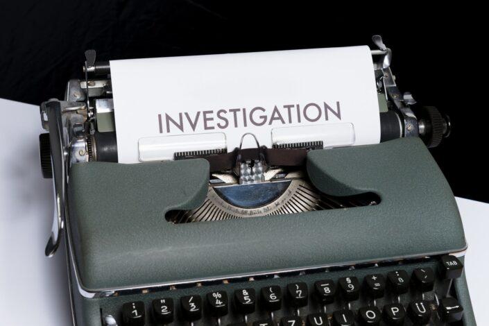 private investigators AR INTELL