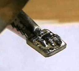 Micro Chip Spy Bug