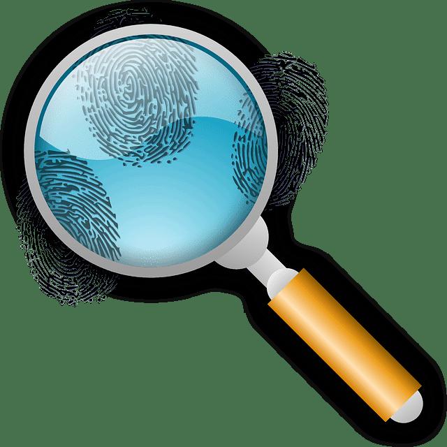 Detective Clues Find Finger  - OpenClipart-Vectors / Pixabay