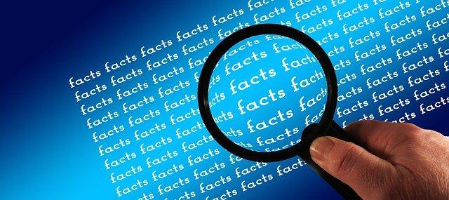Magnifying Glass Facts Investigate  - geralt / Pixabay