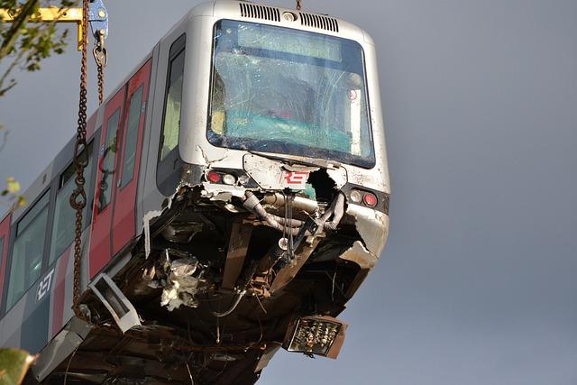 Train Accident Train Wreck Tragedy